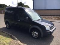 2005/54 ford transit connect 1.8 tdci LWB high top ✅12 months mot✅PX welcome