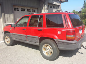1994 Jeep Grand Cherokee  Diesel