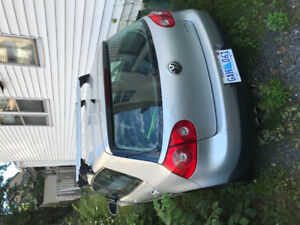 2007 Volkswagen Rabbit.  LOW KMS
