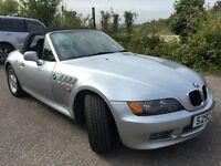 BMW Z3 Z3 Roadster (aluminium/silver) 1998