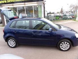 2009 Volkswagen Polo 1.4 SE 5dr