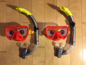 Mask and Snorkle