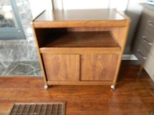 RETRO END TABLES AND TV STANDS