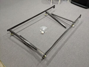Universal Metal Bed Frame (2 available)