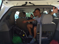 Offering a lift from Kamloops to Jasper (HitchPlanet)