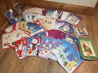 Huge job lot of Christmas Xmas Cards