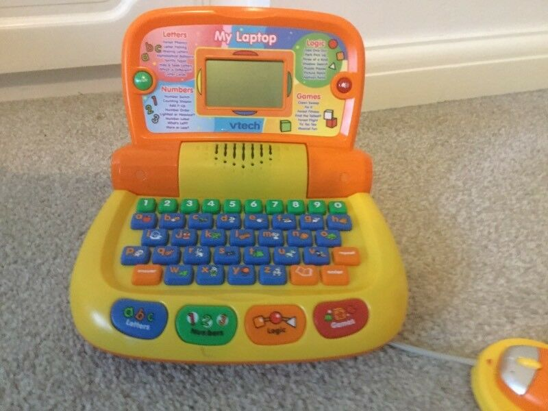 Vtech my 1st laptop