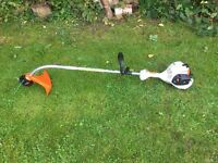 Stihl FS 50 Grass Garden Strimmer Bent Shaft 2008 2 Stroke Petrol DIY lawn