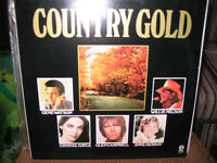 DISQUE 33 TOURS - COUNTRY GOLD Laval / North Shore Greater Montréal Preview