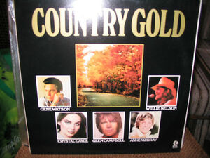 DISQUE 33 TOURS - COUNTRY GOLD