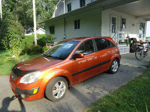 2007 Kia Rio Super condition