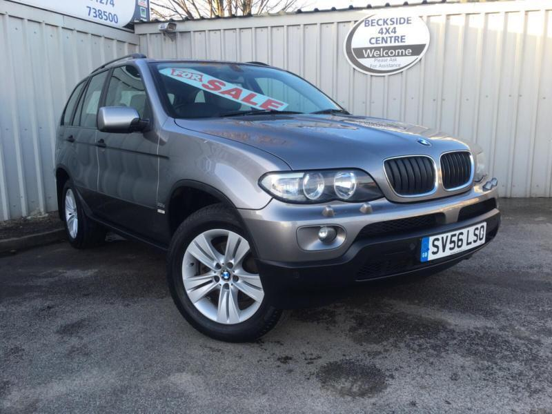 bmw x5 auto 2005my se 4x4 in bradford west yorkshire gumtree. Black Bedroom Furniture Sets. Home Design Ideas