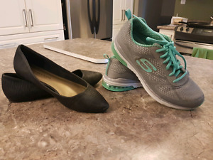 Shoes for back to school!!! Selling a set!!!