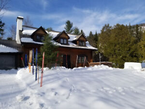 Cottage for rent, St-Sauveur, Qc., $1500