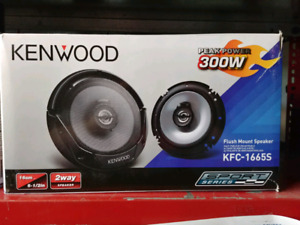 Speakers KENWOOD neuf!