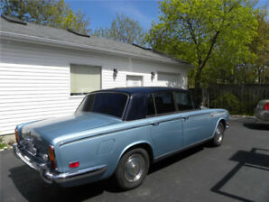 1972 Rolls Royce Silver Shadow
