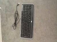 Keyboard and various keyboard/mouse adapters