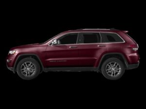 2018 Jeep Grand Cherokee Limited 4x4  - Leather Seats - $303.62