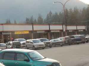 Commercial / Retail opportunity Sicamous.