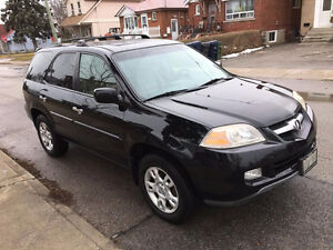 2006 Acura MDX With E tested Full Tech  Navi and Backup Cam
