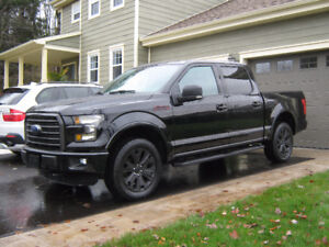 Ford F-150 FX4 2016