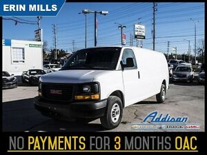 2016 GMC Savana Cargo Van   SWB POWER PKG