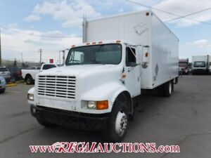 1991 INTERNATIONAL 4000 SERIES  CONVENTIONAL CAB 2WD