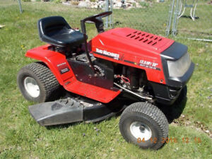 MTD Lawn Tractor Mower 12.5H.P.   Parts