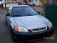 1997 Honda Civic dx Coupé (2 portes)