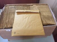 Box of 100 semi padded and heavy duty A4 envelopes for sale