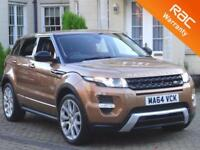 Land Rover Range Rover Evoque 2.2Sd4 ( 190bhp ) 4X4 2015MY Dynamic
