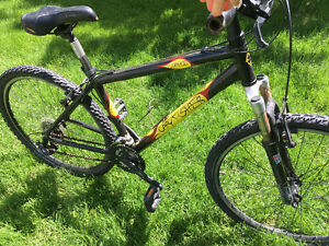 Gary fisher all mountain cross country bike