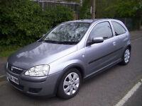 2004 (54 Reg) Vauxhall/Opel Corsa