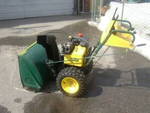 Yardman by MTD 11 Hp. 30'' Snowblower