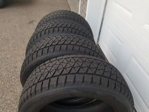 Bridgestone Blizzak 255/55r20 - New