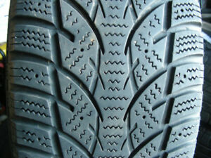 Snow Tires and Rims From 2009 Toyota Matrix, 215 65 R16
