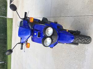 2006 Yamaha scooter