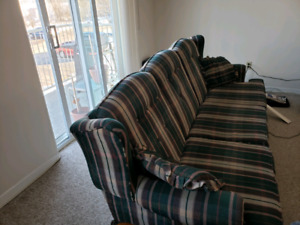 3 person couch. Free with pickup