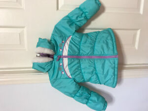 3T girl winter jacket and other clothes, exchange welcome