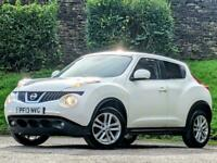 2013 Nissan Juke 1.5 dCi 8v Acenta Premium 5dr SUV Diesel Manual