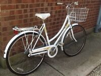 Ladies Limited Edition Raleigh Caprice