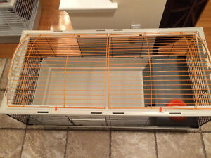 Ferplast Casita 120 rodent cage for rabbit & Guinea pig