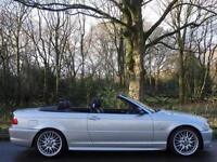 2002 52 BMW 330 CI 3.0 M SPORT AUTO CONVERTIBLE..HIGH SPEC!!