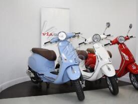VESPA PRIMAVERA 125 EURO 4 Brand new unregistered