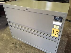 2 Drawer Lateral Filing Cabinet.