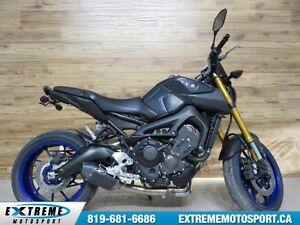 2014 Yamaha FZ-09 34,53$/SEMAINE