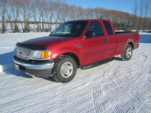 2004 Ford F-150 Heritage Pickup Truck