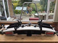 Thule Euroclassic G6 LED 929 4 Bike Towball Carrier Rack