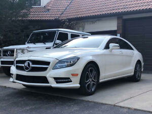 Mercedes Benz CLS 550 4MATIC with AMG Package