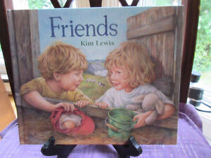 Friends by Kim Lewis - Gorgeous story book
